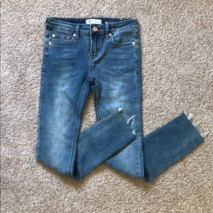 Girls 7 For All Mankind Jeans, size 10.